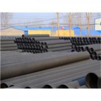 雄县聚乙烯双壁波纹管pe每米价格