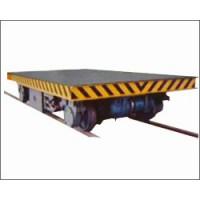 东益冶金提供实用的电动平板车——电动平板