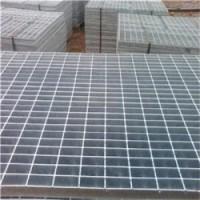 厂家生产喷漆房格栅板 镀锌钢格板 车间防滑平台网格板