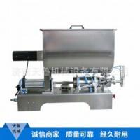 山东济南小型灌装机价格 滨州洗洁精灌装机