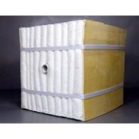 热轧厂保温坑用耐火保温陶瓷纤维模块