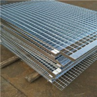 生产钢格板 化工平台钢格板 热镀锌钢格板