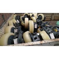 LS30双轮滚轮罐耳生产厂家、滚轮罐耳轮皮