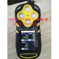 四合一气体检测仪能够检测哪四种气体