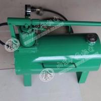 巷道支护维修手动快捷注液工具DZD40-B型手动快捷升柱器
