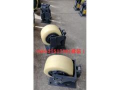 L25-L50滚轮罐耳 聚氨酯轮皮 管道轮 山东东达