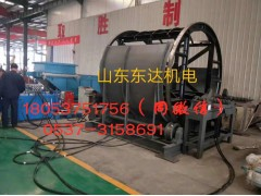 FYSZ-1/6矿用翻车机滚筒式翻车机大型机械设备厂家