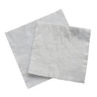 湖北省建材供应涤纶短丝过滤排水土工布报价