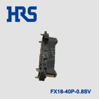 原厂HRS广濑FX18-40P-0.8SV现料优势原装矩形
