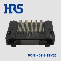 FX18-40S-0.8SV20连接器hrs原厂代理