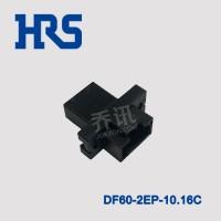 DF60-2EP-10.16C广濑HRS连接器可用于工业电源