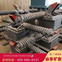 QZC系列气动阻车器 QZC系列气动阻车器结构组成