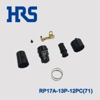 RP17A-13PA-12PC(71)黑色圆形接插件