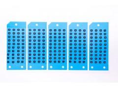 东莞维泽硅胶模切手机麦克风密封防水组件