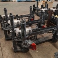 QZC6气动阻车器 600轨距气动阻车器靠谱厂家