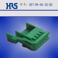 绿色GT17H-4S-2C(B)多触点连接器