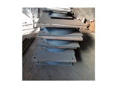 定制敦煌市高阻尼铅芯双向活动钢支座可定制型号