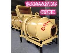 MJZC-150煤矿用混凝土搅拌机工作视频