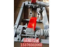 QZC9气动铸造阻车器 矿用阻车器