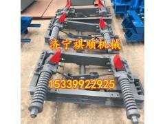 煤矿抱轨式阻车器 600轨距30公斤气动阻车器 双向阻车器