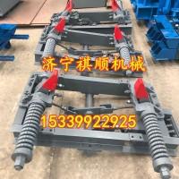 矿用气动常闭式阻车器  600轨距抱轨阻车器 防跑车阻车器