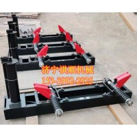 煤矿手动阻车器价格 600轨距阻车器 手动单轨阻车器