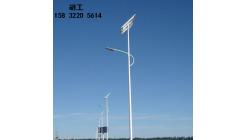 围场太阳能路灯5米太阳能路灯厂家