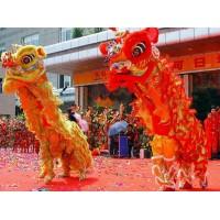福州舞龙舞狮梅花桩开业乔迁喜庆典礼布置花篮气球拱门立柱