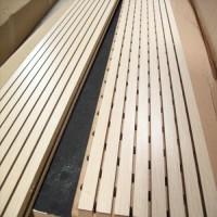 厦门市会议室防火穿孔木质吸音板