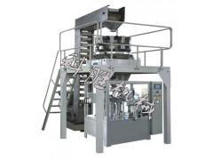衡水科胜给袋式称重包装机组 颗粒称重包装机组