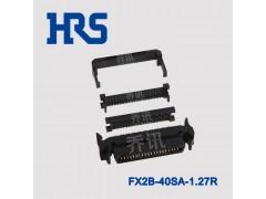 广濑hrs原厂板对夹层FX2B-40SA-1.27R连接器