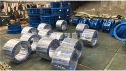 绥化双法兰伸缩接头焊接工序有严苛的要求