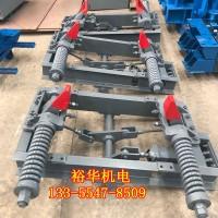 煤矿双向阻车器 抱轨式气动阻车器定位停车