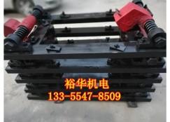 煤矿轨道停车器 600轨距手动阻车器 双轨阻车器