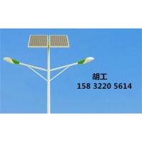 枣强新农村太阳能路灯led路灯照明样式多样