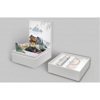 江西上饶燕窝盒定制高档食品包装盒节日礼品包装盒印刷订做