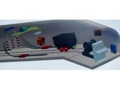 全自动斜巷一坡三挡ZDC30-2.5型跑车防护装置