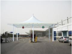 枝江市车棚膜结构价格 枝江市膜结构车棚充电桩安装