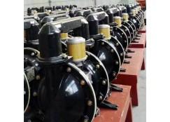 气动隔膜泵BQG340型隔膜泵木箱包装发货快
