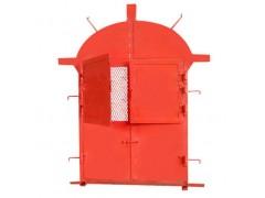 防火栅栏门厂家定做MFHSL2.1x2.0防火栅栏门
