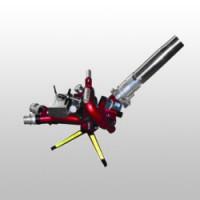 移动式自摆电控消防炮PLKDY24.32.48.64ZB