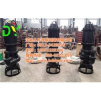 砂石潜水渣浆泵组装|八方水泵|北京砂石潜水