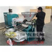 重庆100型商用花生榨油机【结构性能】
